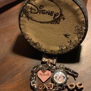 Mini Mouse Charm Watch